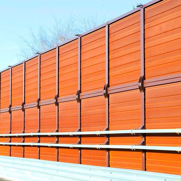 Barriere Integrate Metalliche