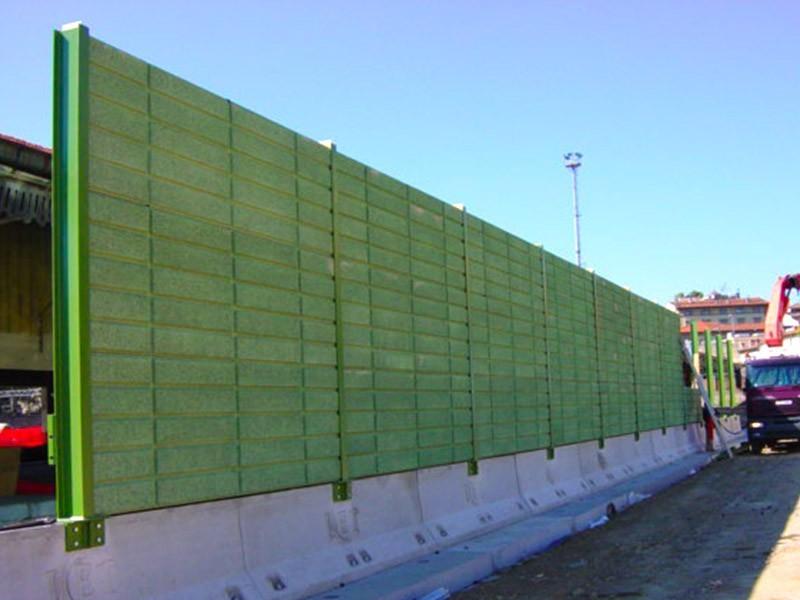 Barriera da Cantiere su NJ