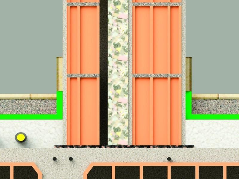 Pannello fonoassorbente CIRFONIC 0